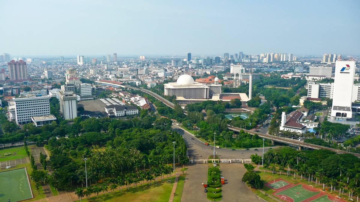 Панорамы Джакарты