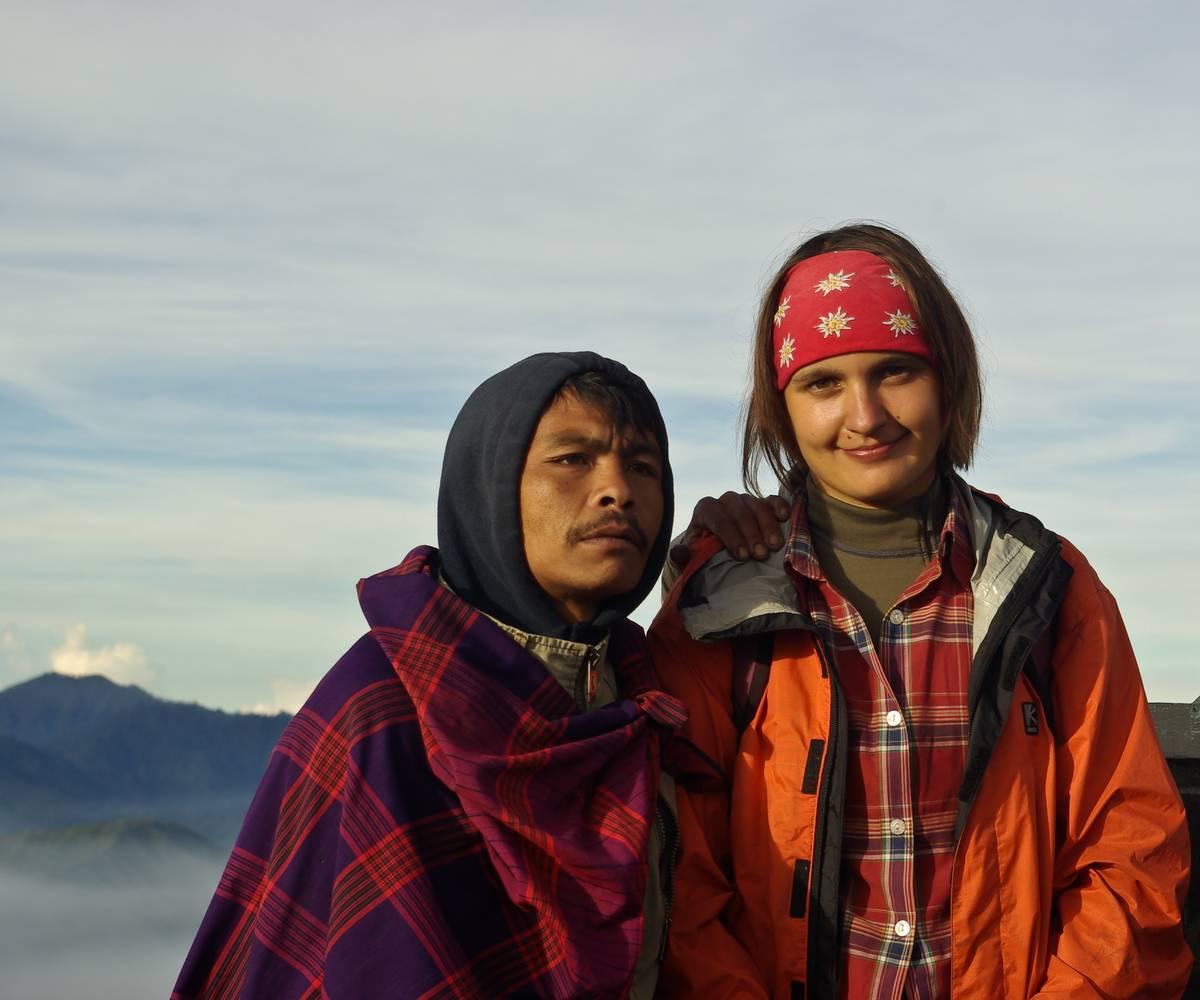 Смотровая площадка на горе Пенанджакан