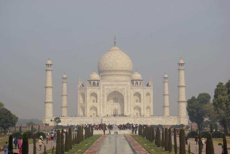 Выложены фотографии из Индии
