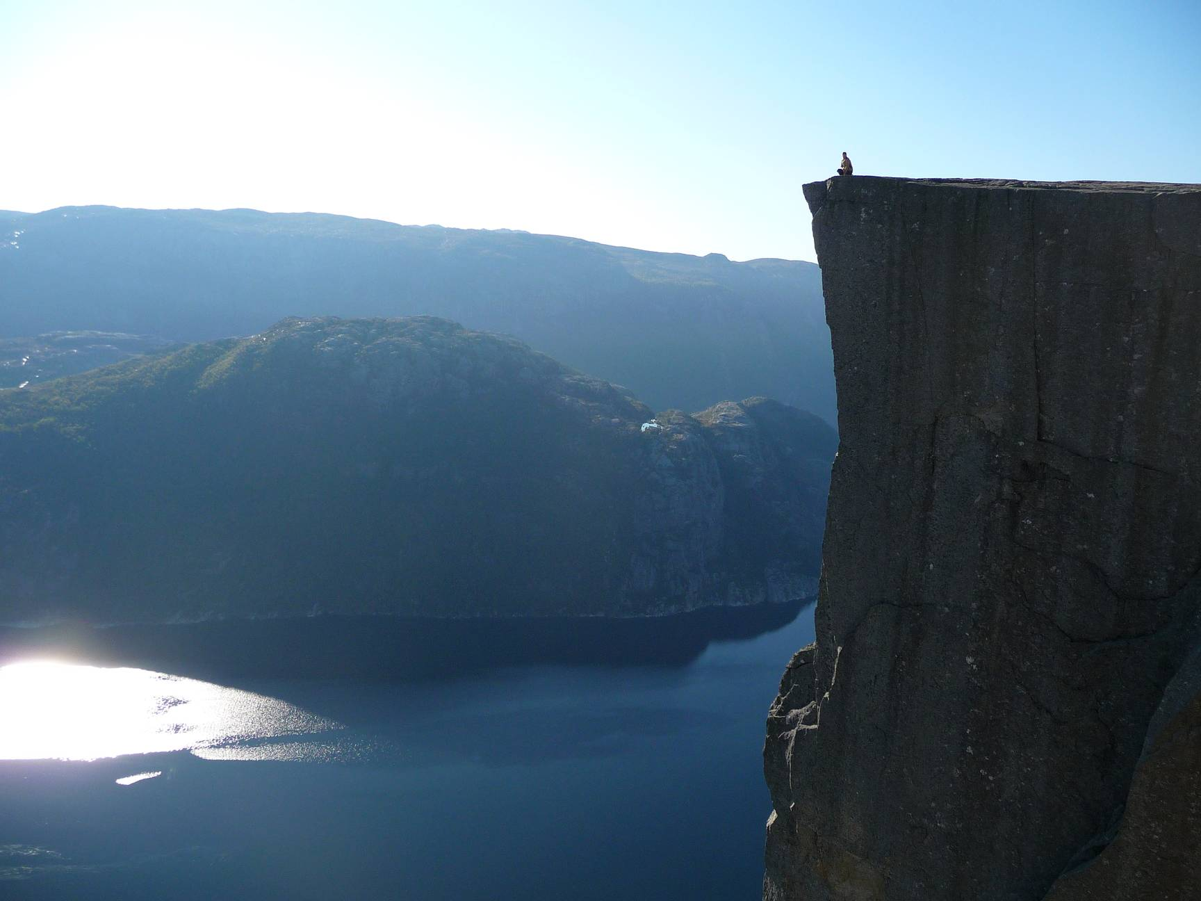 Выложили немного фоток из Норвегии