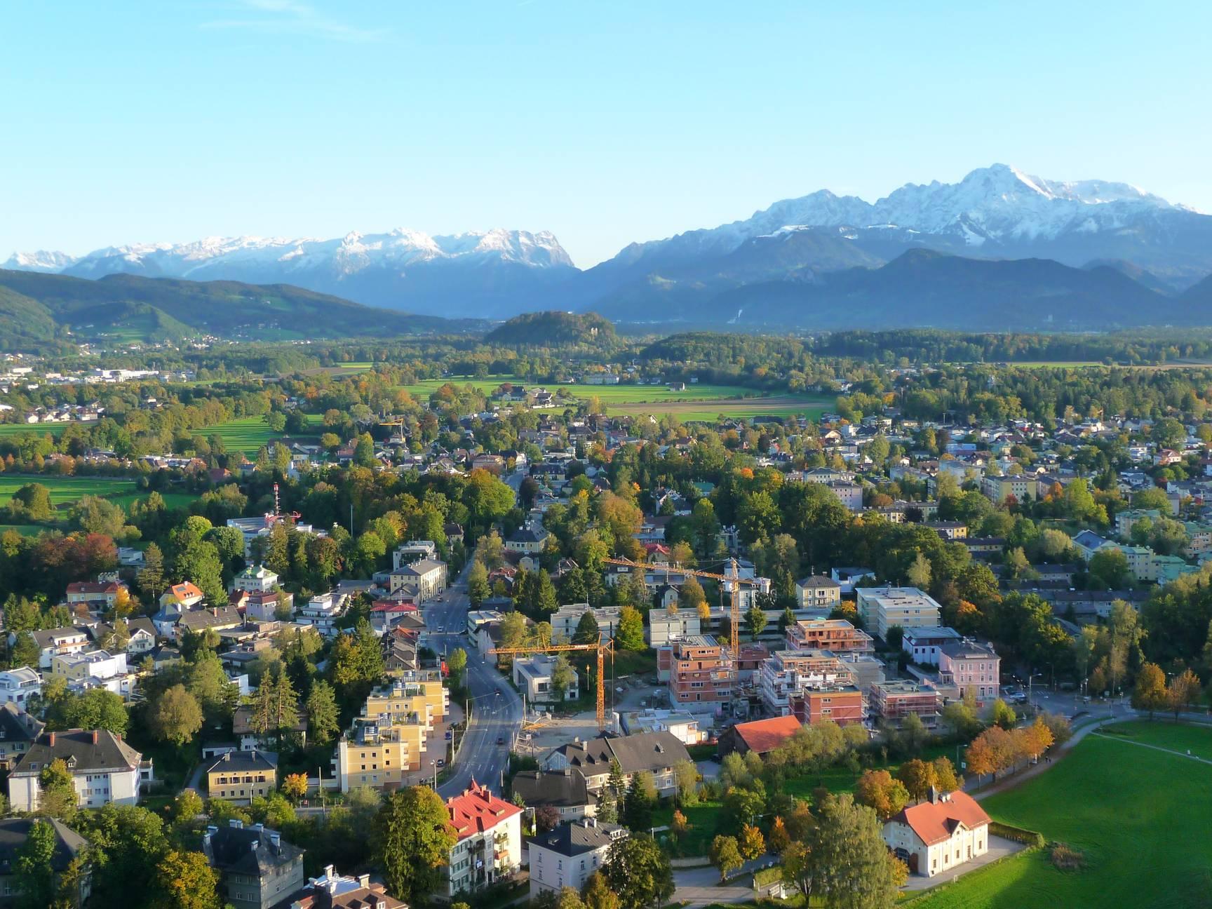 Выложили немного фоток из Австрии