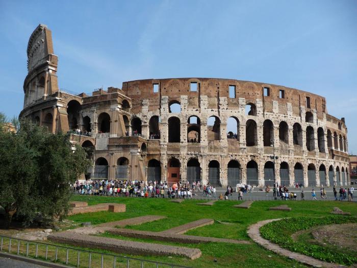 Большой фотопривет из Италии