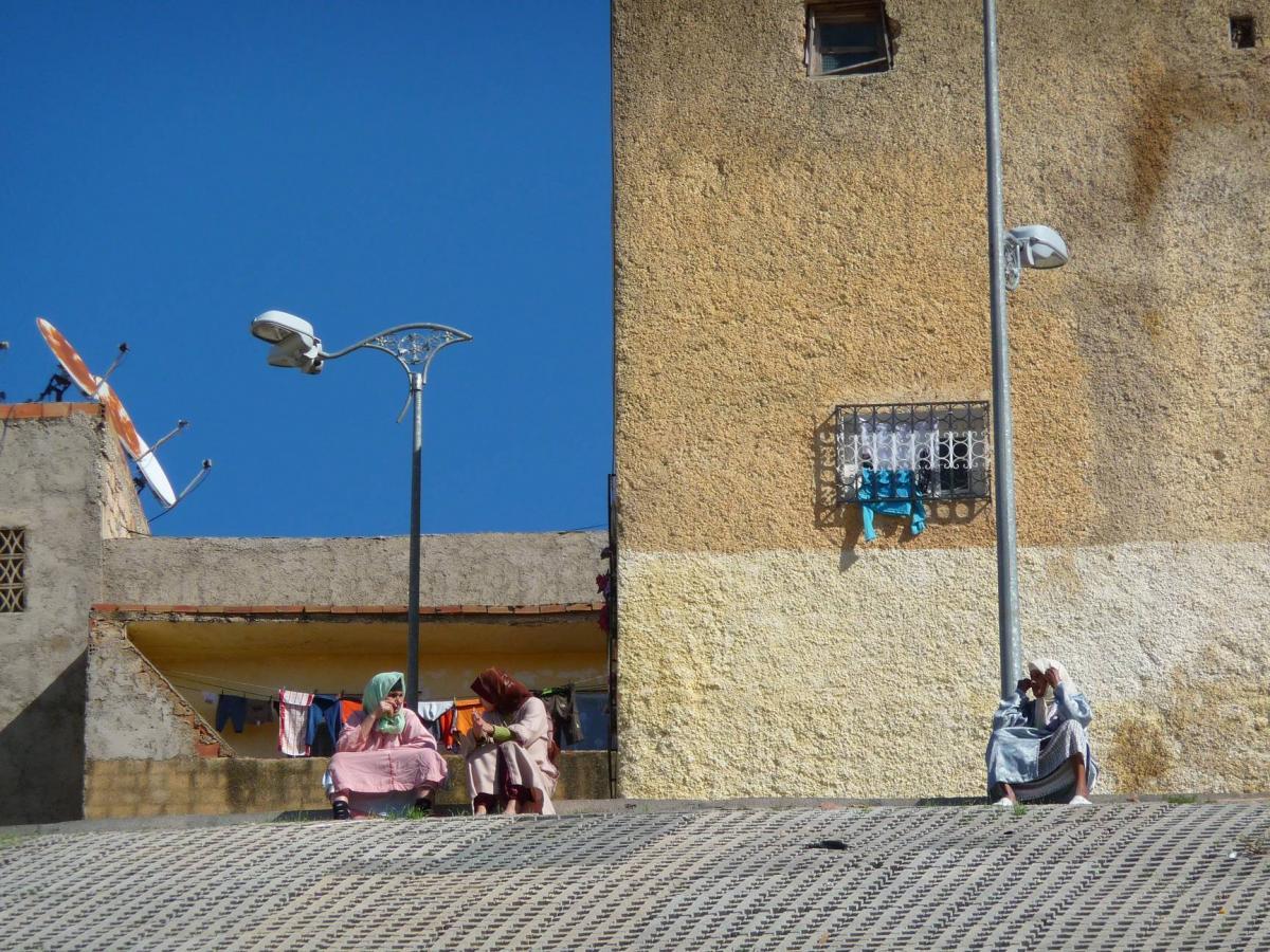 Выкладываем марокканские черновики