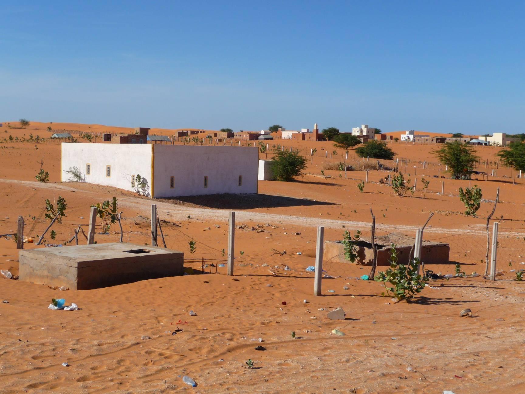 Выложили немного фоток из Мавритании