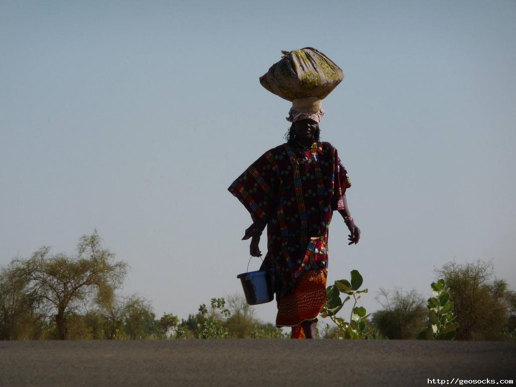 Начинаем фотокросс по Мали