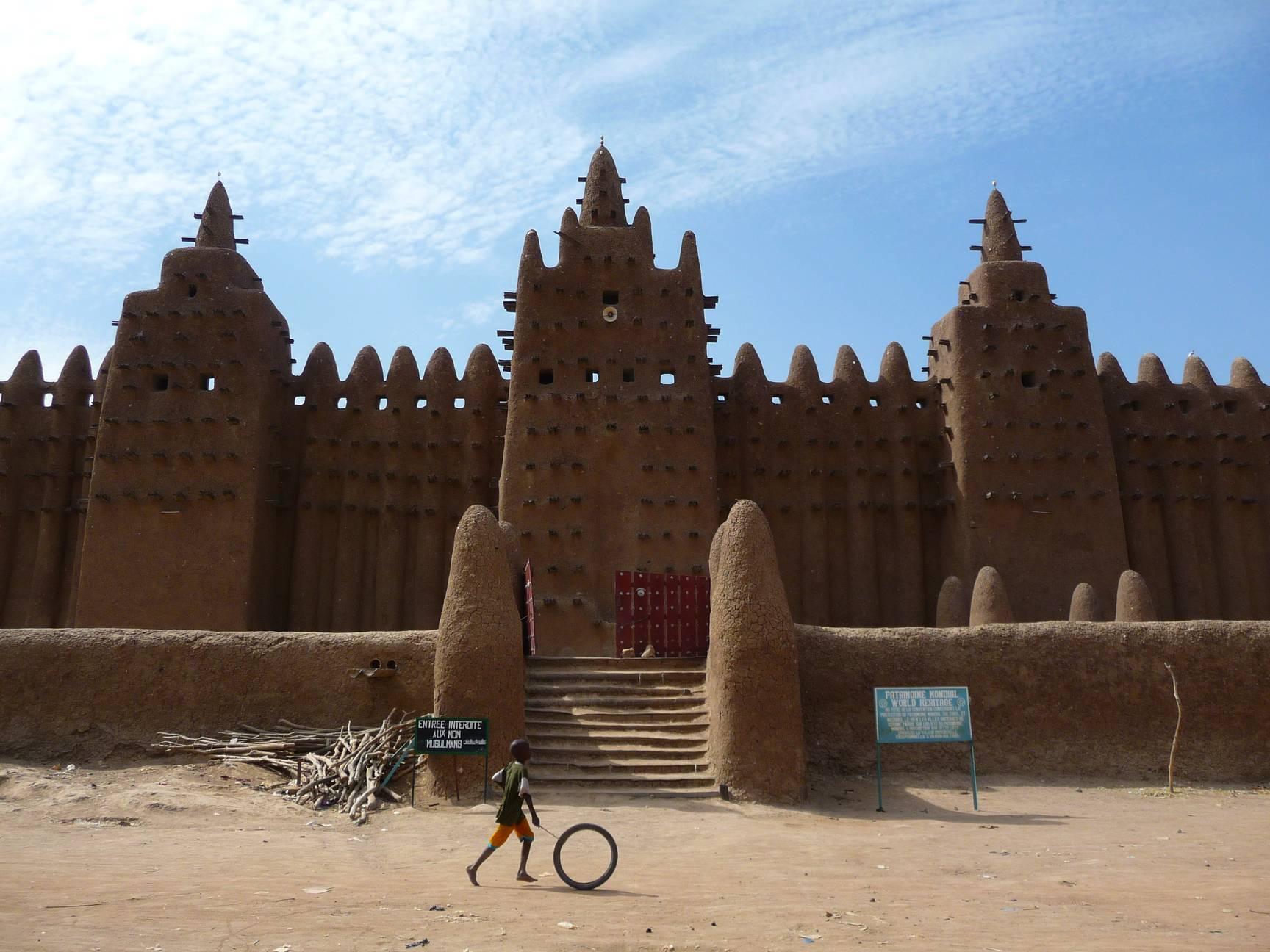 Завершение фоторепортажа из Мали