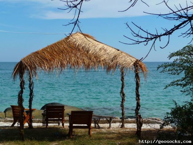 Теплый привет с острова Ко-Самет!