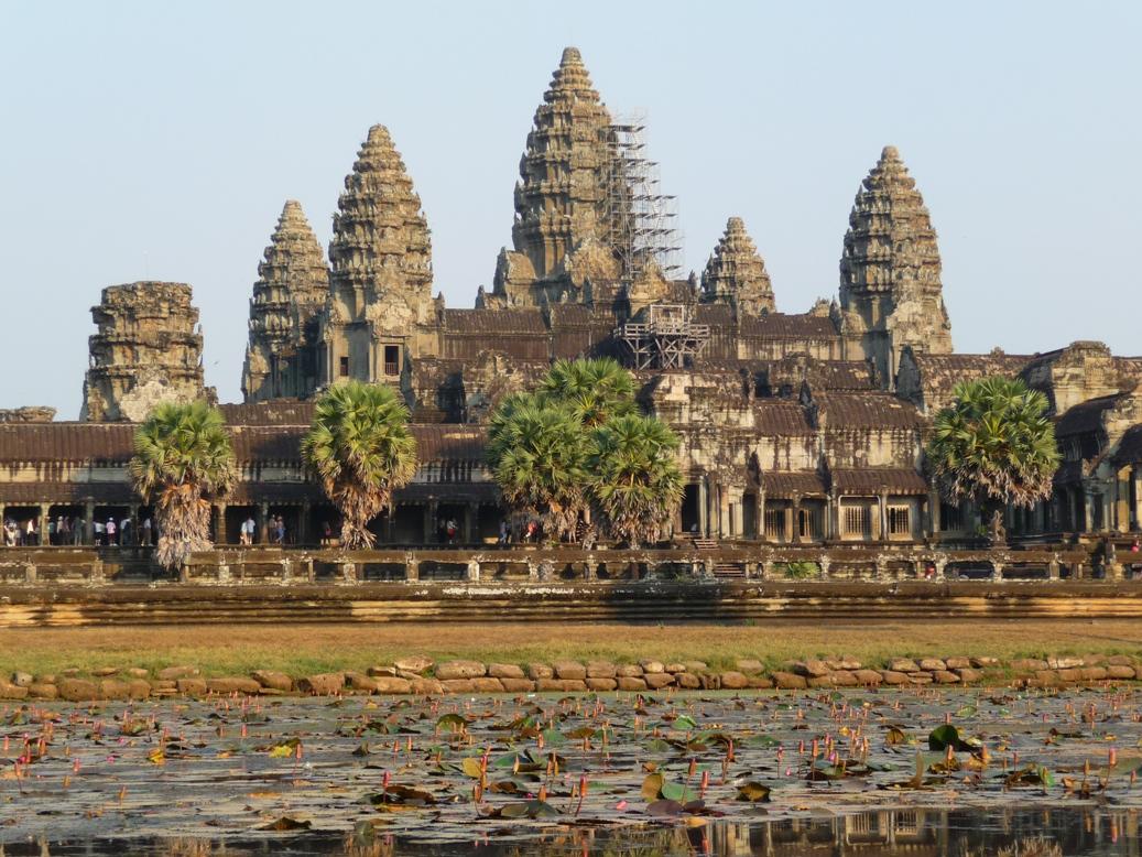 Привет из Камбоджи!