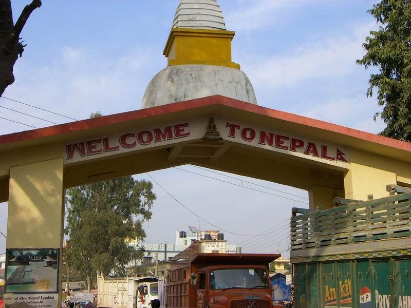 Выложены фотки из Непала