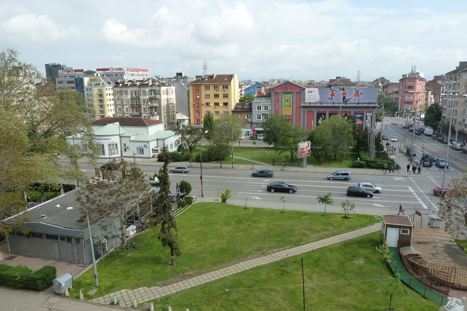 Отель Ренессанс в Софии