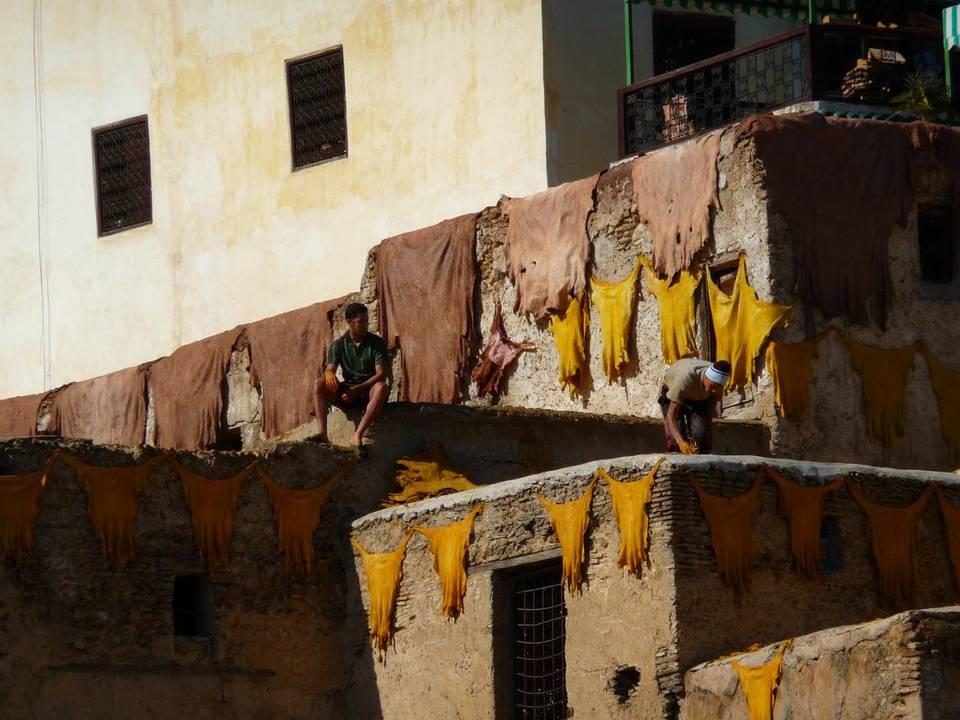 Старый Фес, Медина, Марокко
