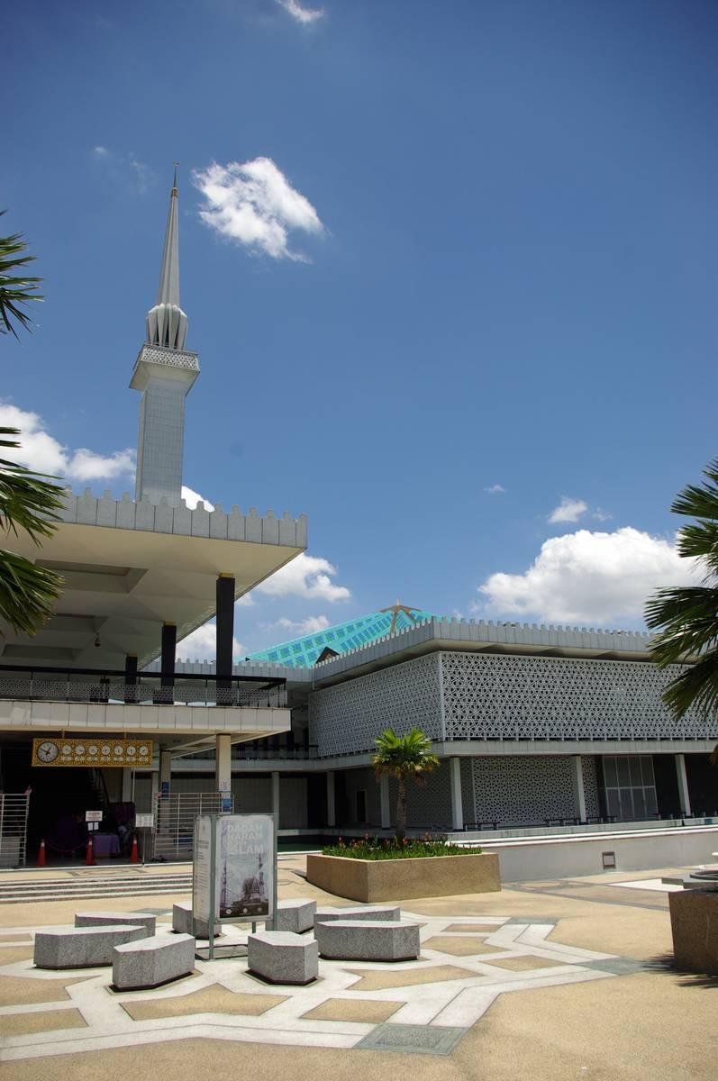 Национальная мечеть Малайзии