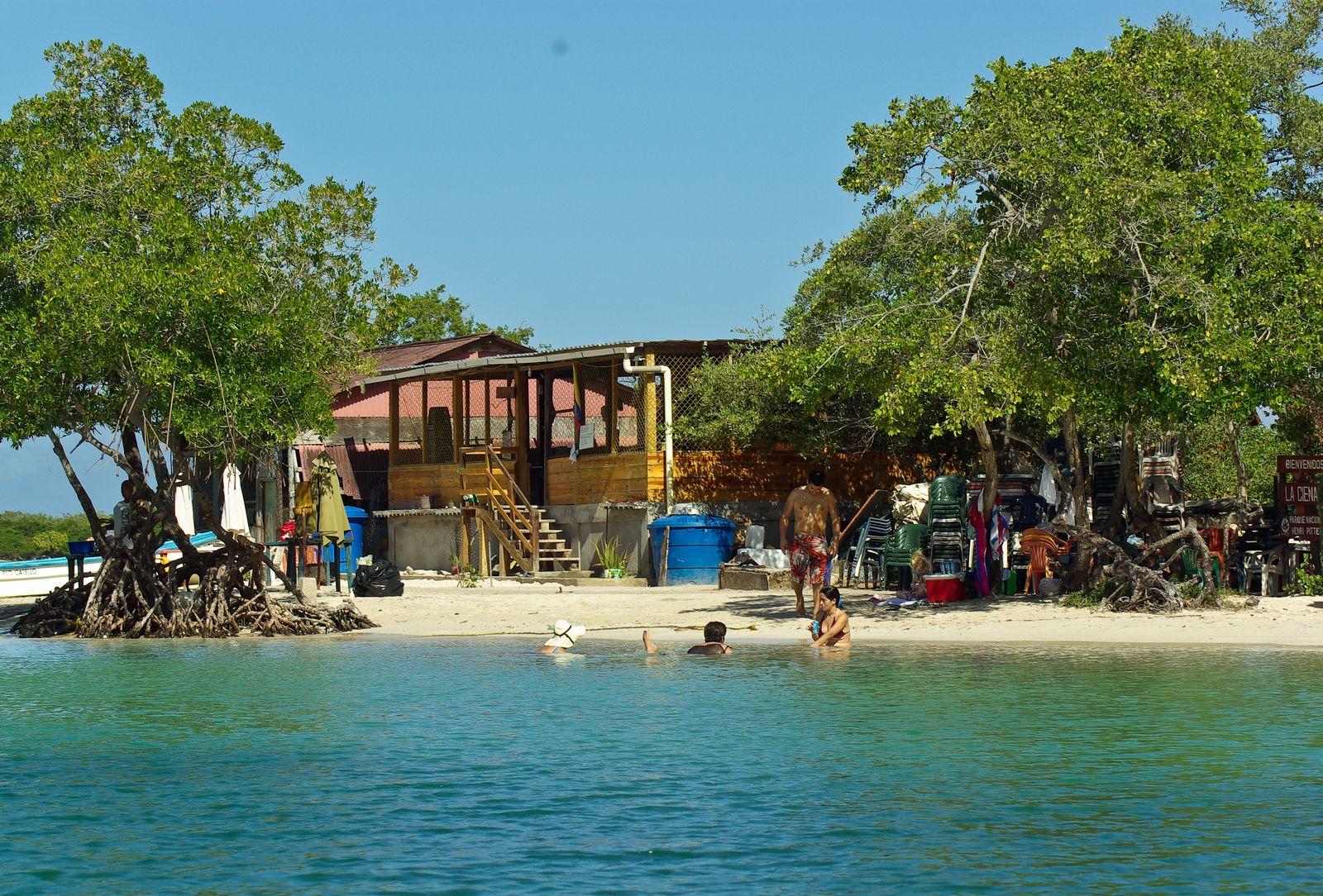 La Cienaga, Карибское Море