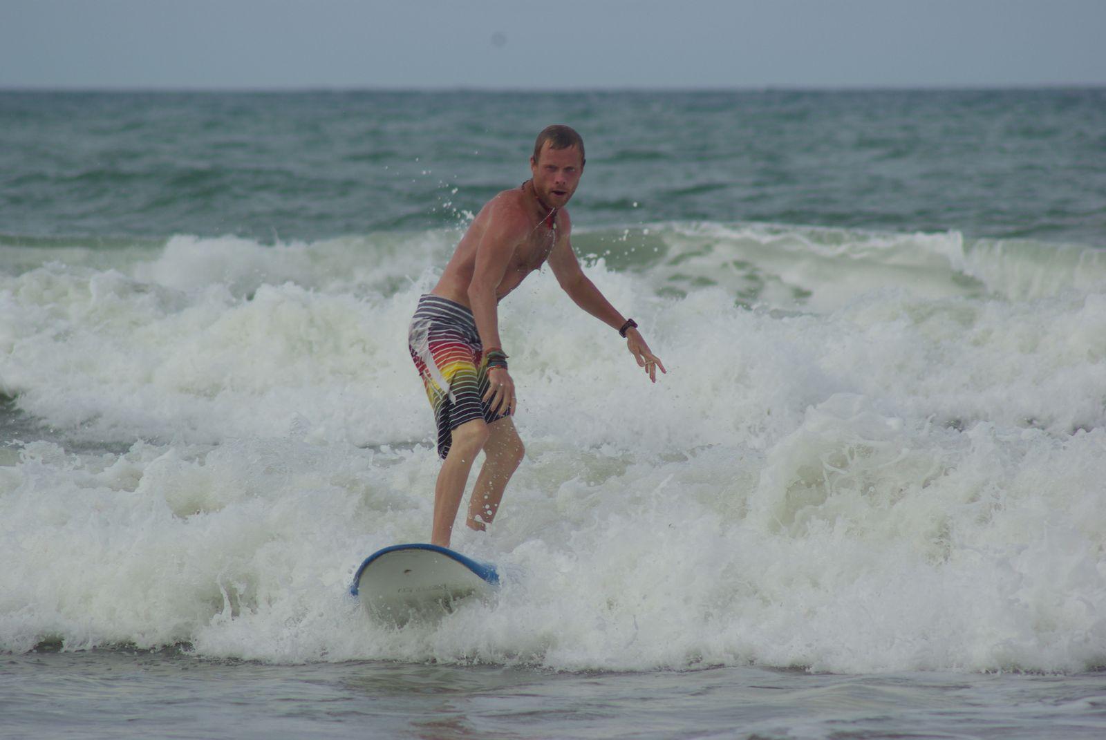 Осваиваем серфинг на Маргарите