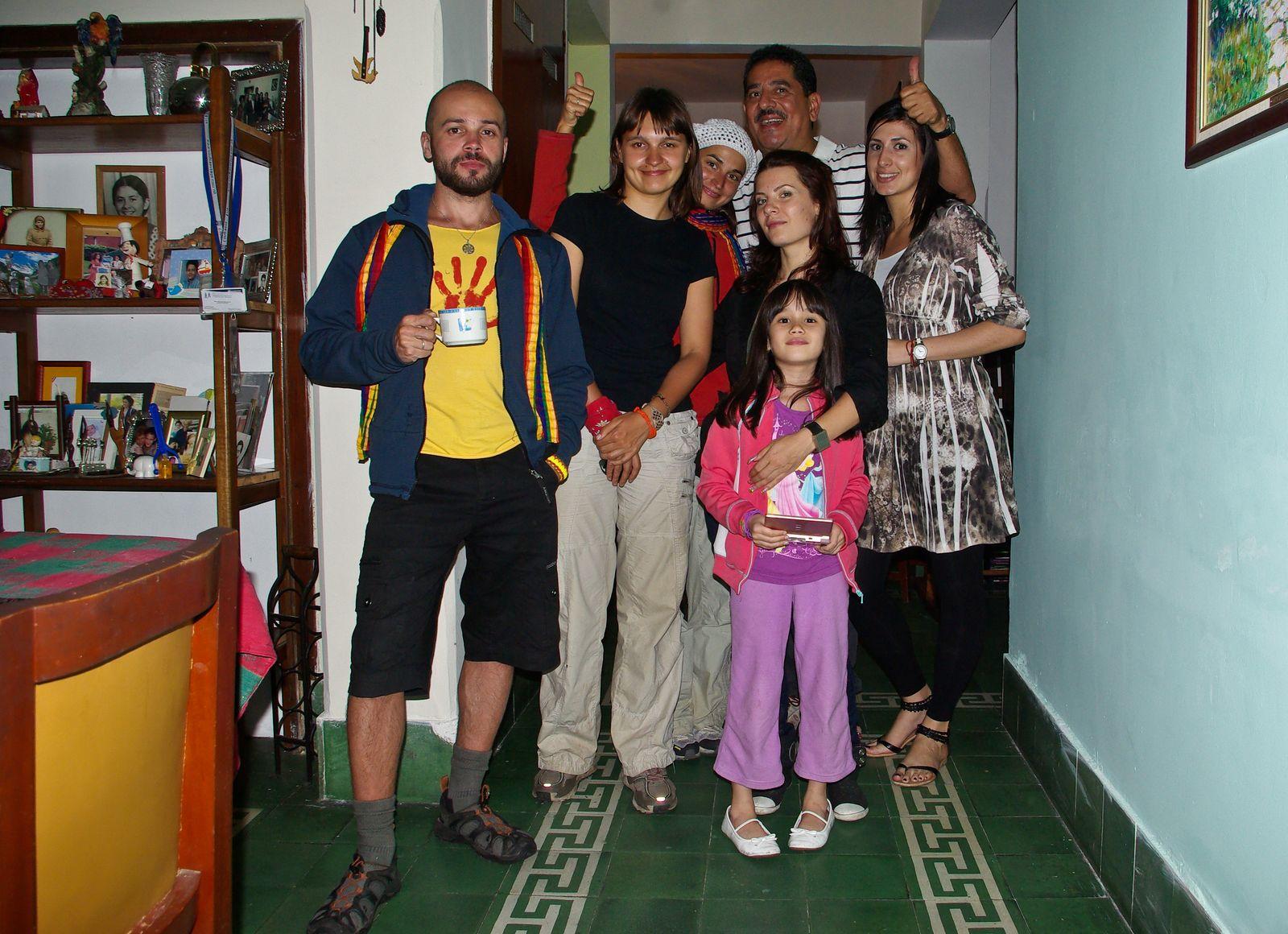 По гостям в Мериде