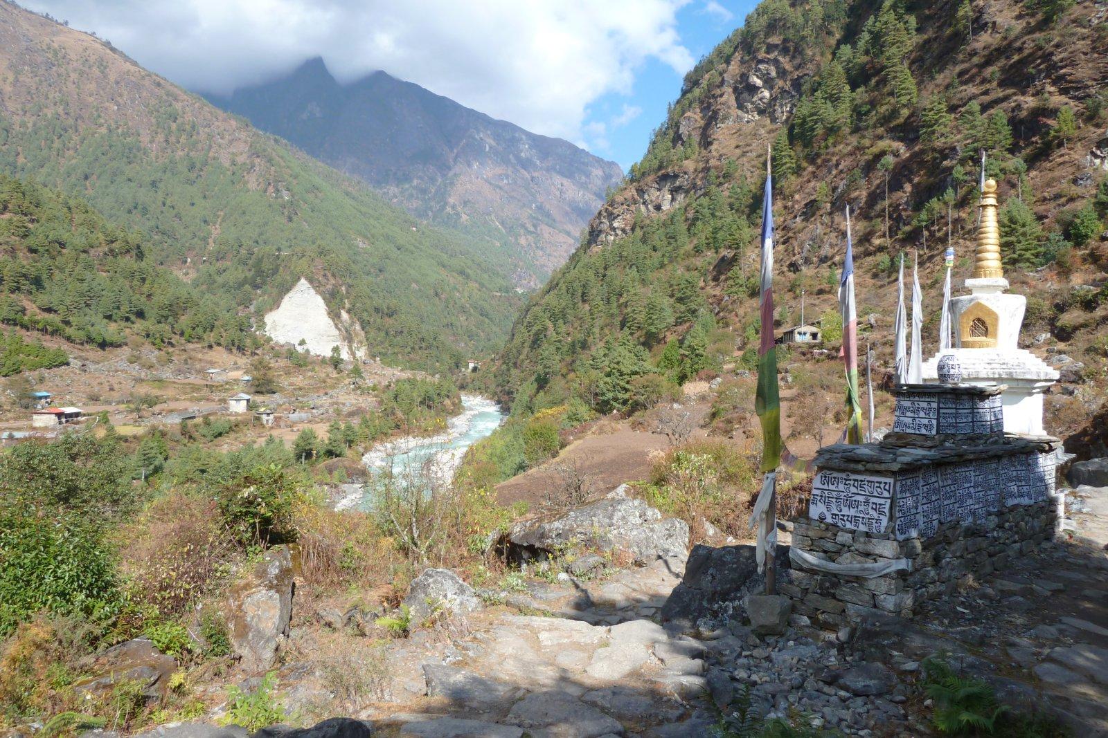 Lukla - Namche Bazar