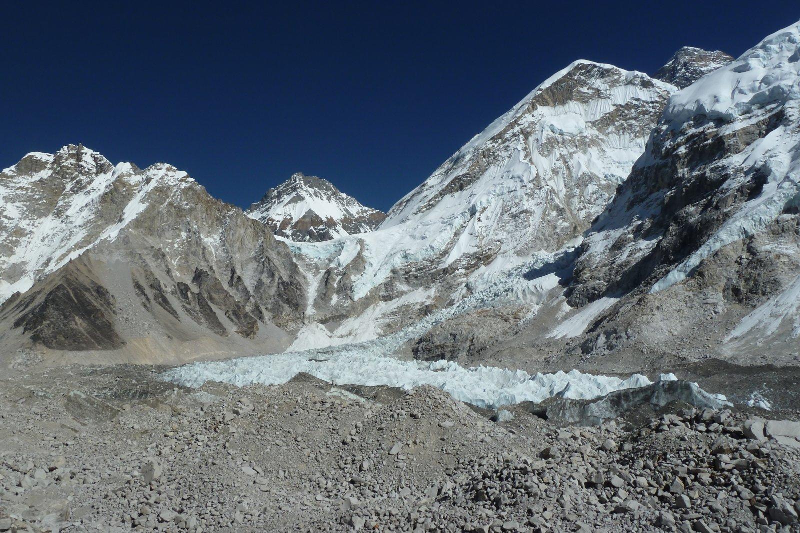 Kala Pattar и Базовый Лагерь Эвереста