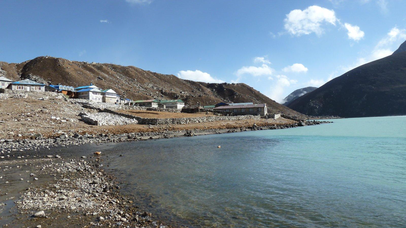 Озера Gokyo и Gokyo Ri