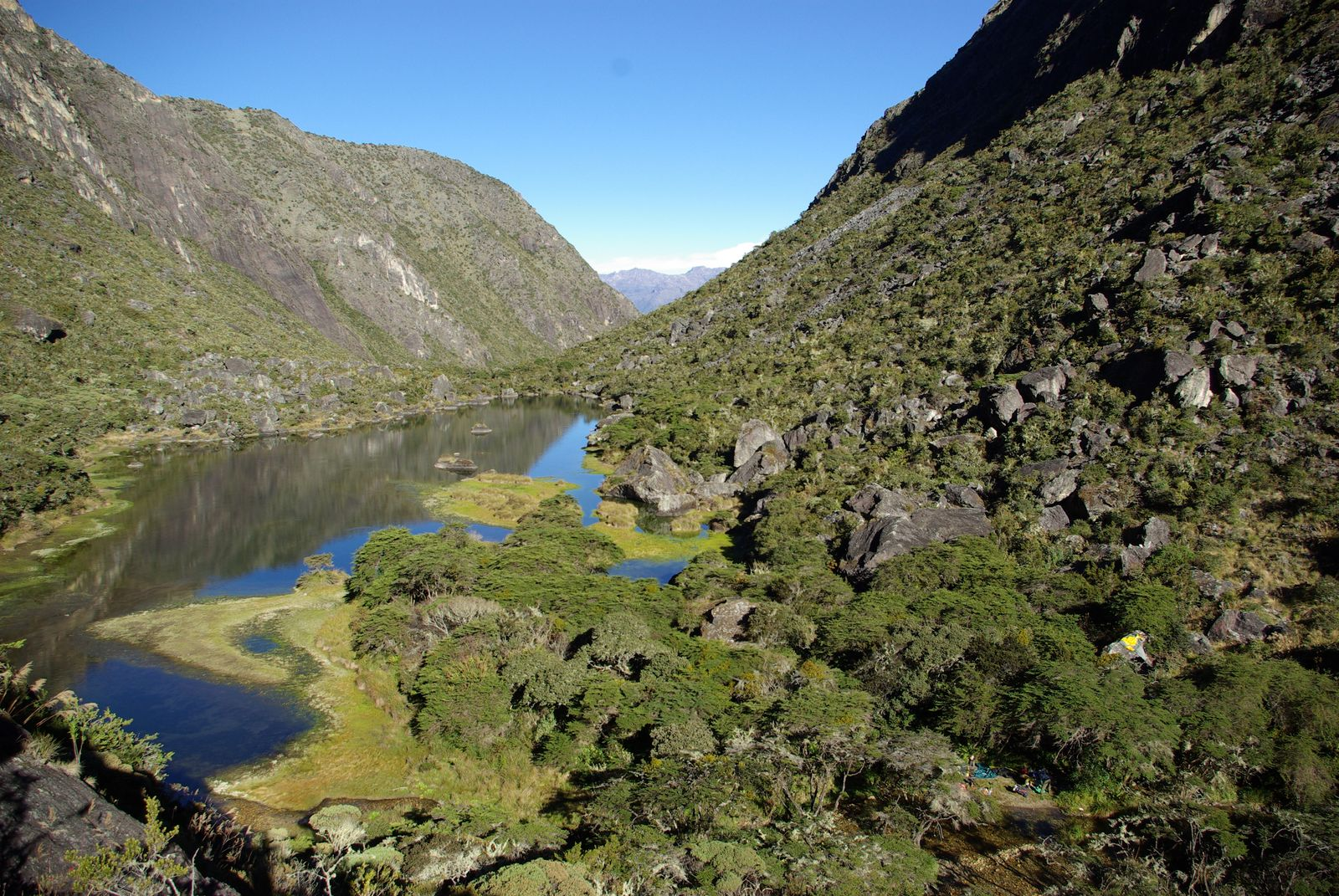 Национальный парк Sierra Nevada, Венесуэла