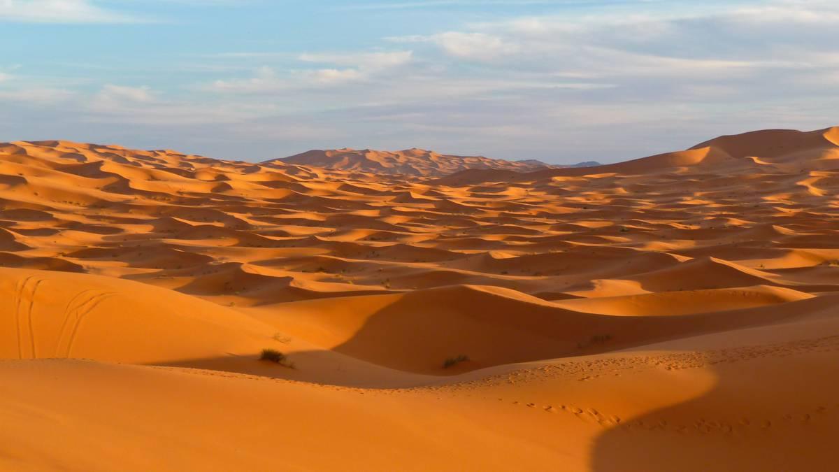 Фото пустынь